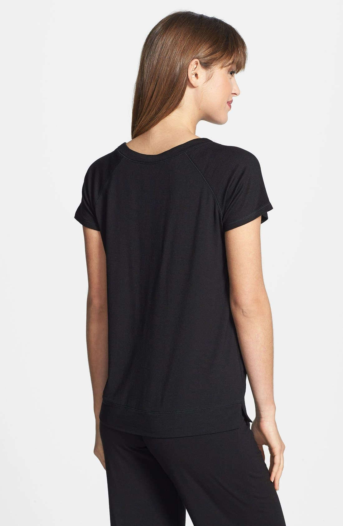 Alternate Image 2  - DKNY 'City Essentials' Tee