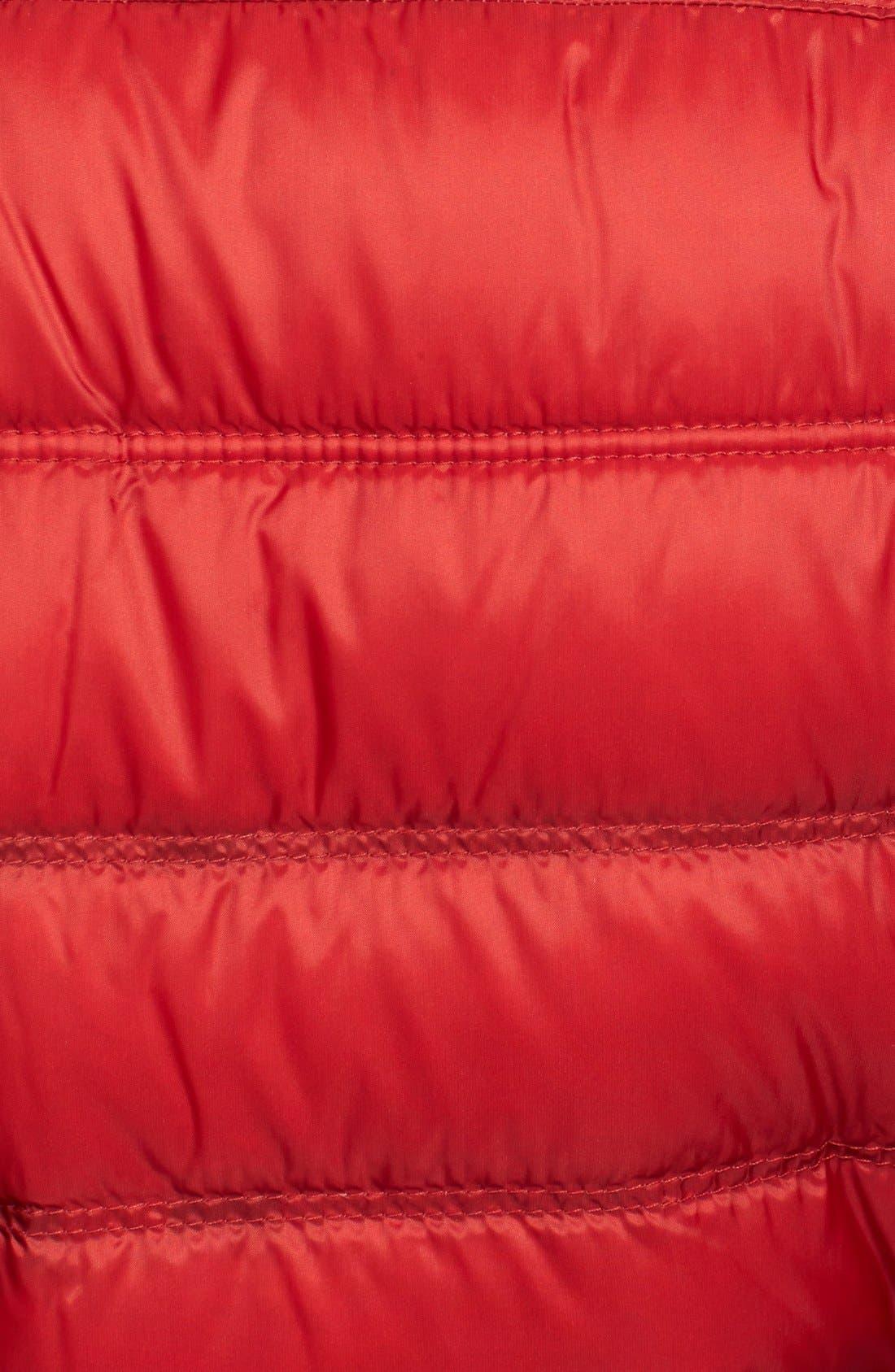 Alternate Image 3  - Burberry Brit 'Cranstead' Goose Down Vest