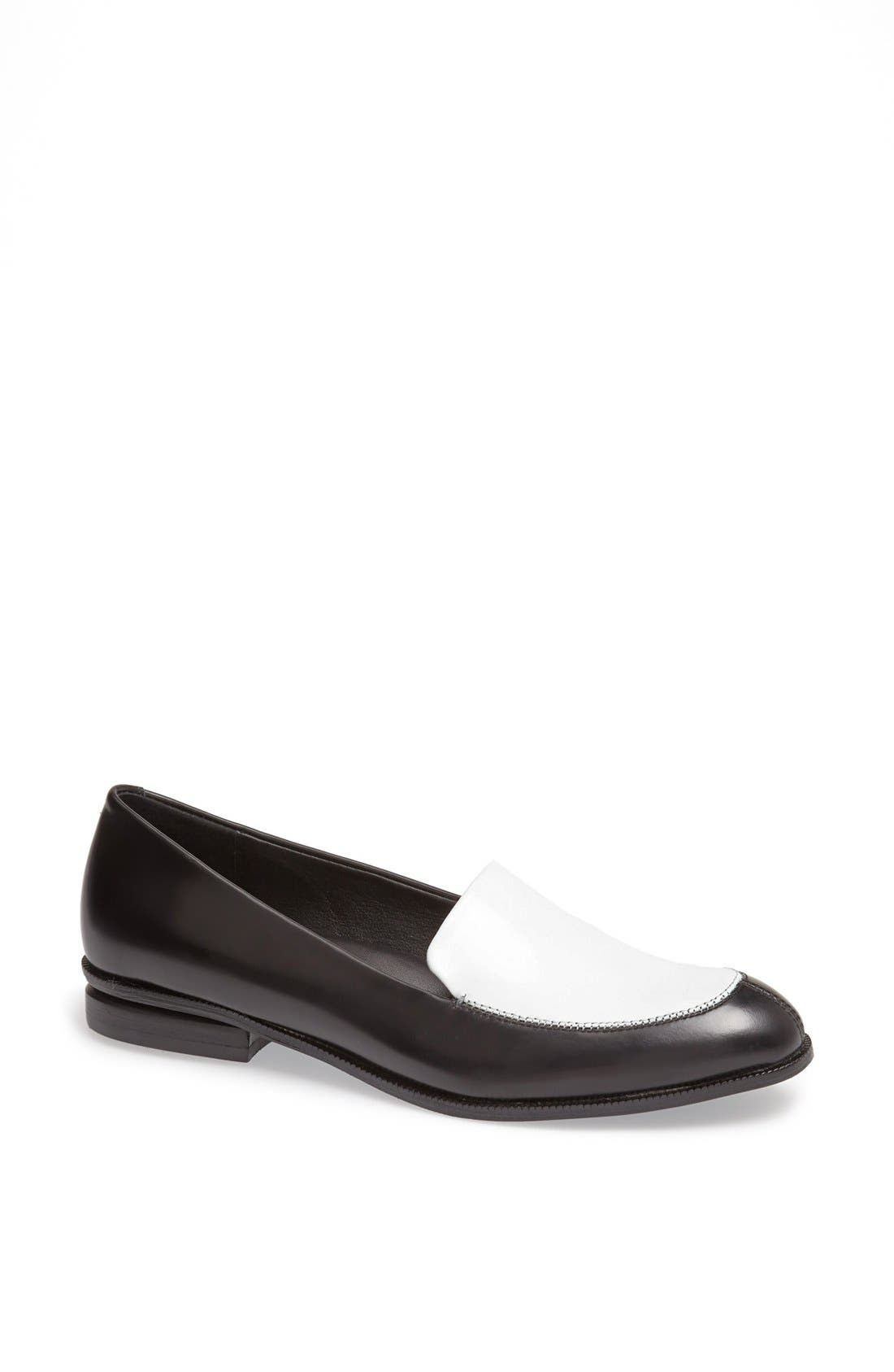 Alternate Image 1 Selected - Kenneth Cole New York 'Hudson' Leather Flat
