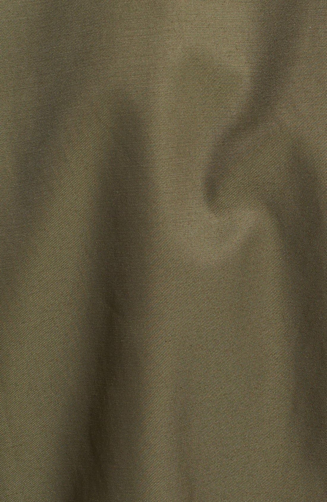 Alternate Image 3  - Vince Camuto Two-Tone Anorak