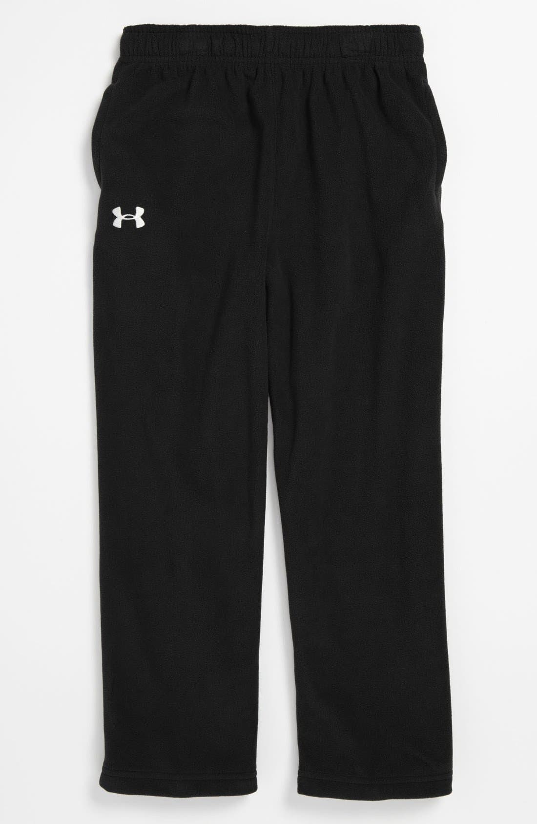 Alternate Image 1 Selected - Under Armour 'Hundo' Pants (Toddler)