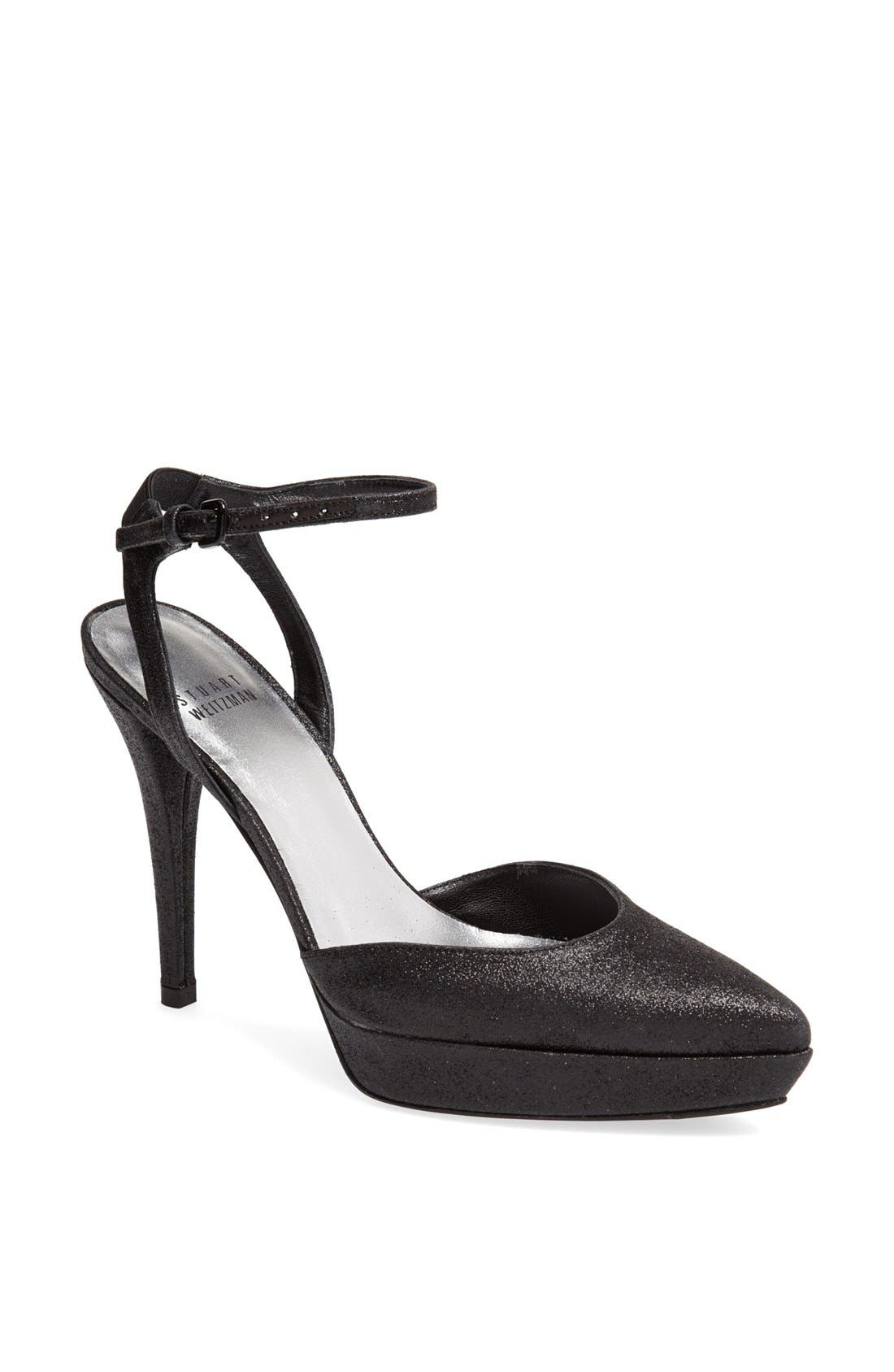 Alternate Image 1 Selected - Stuart Weitzman 'Singleton' Pump