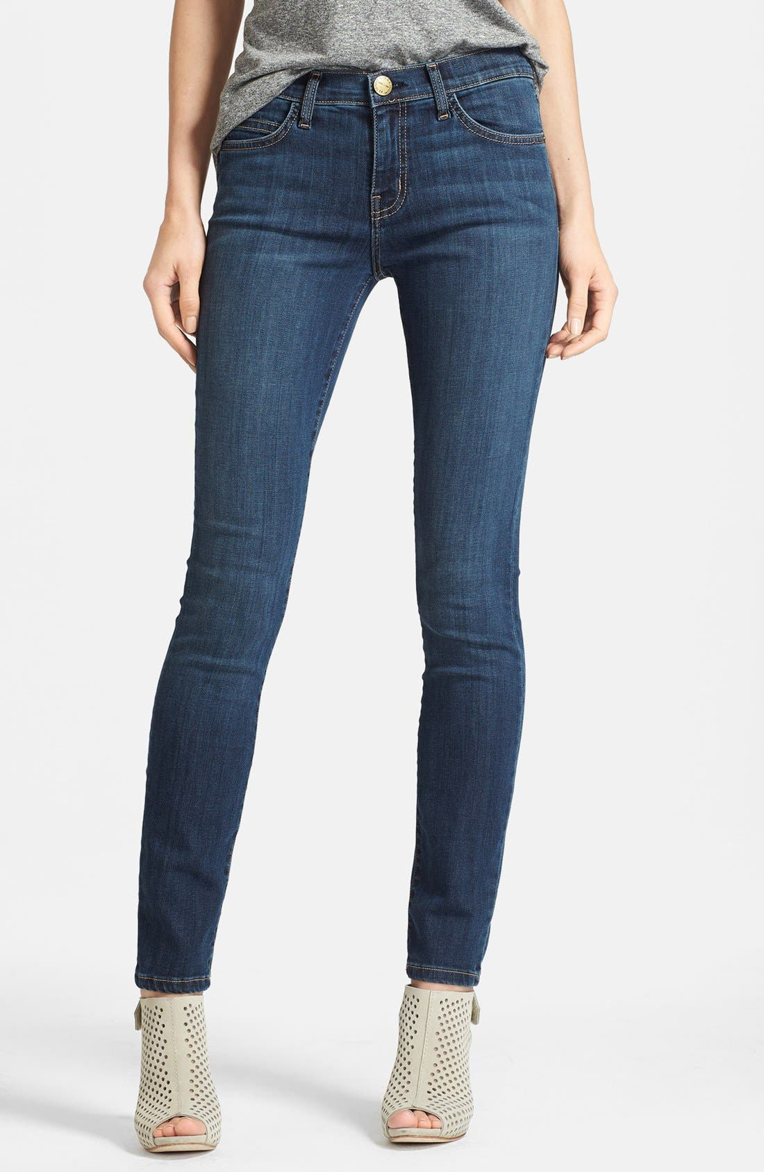 Main Image - Current/Elliott 'The Ankle' Skinny Jeans (Stagecoach)