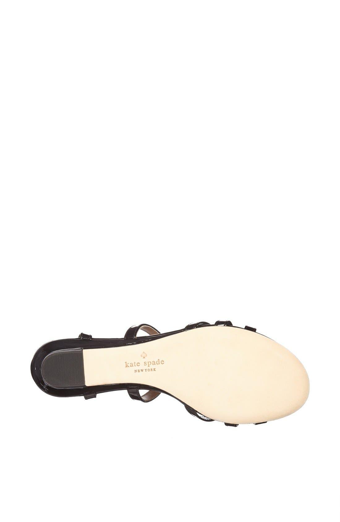 Alternate Image 3  - kate spade new york 'vetta' wedge sandal