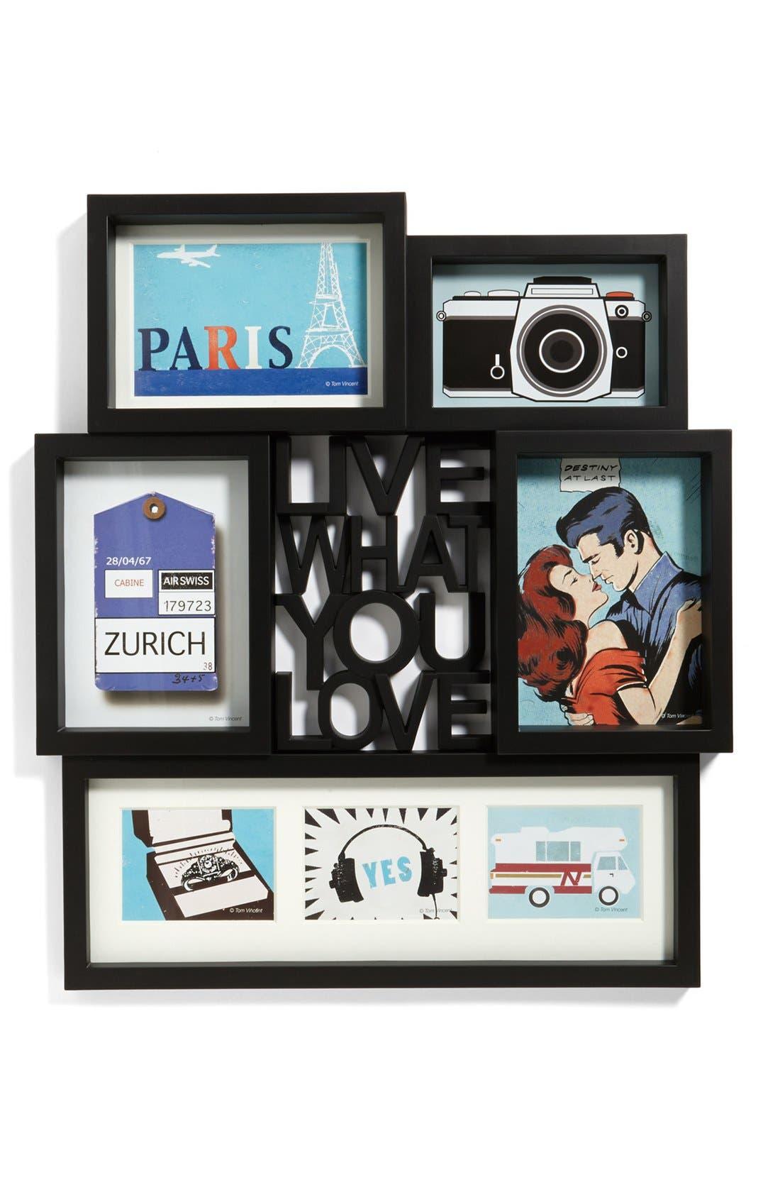 Main Image - Umbra 'Motto' Multi Picture Frame
