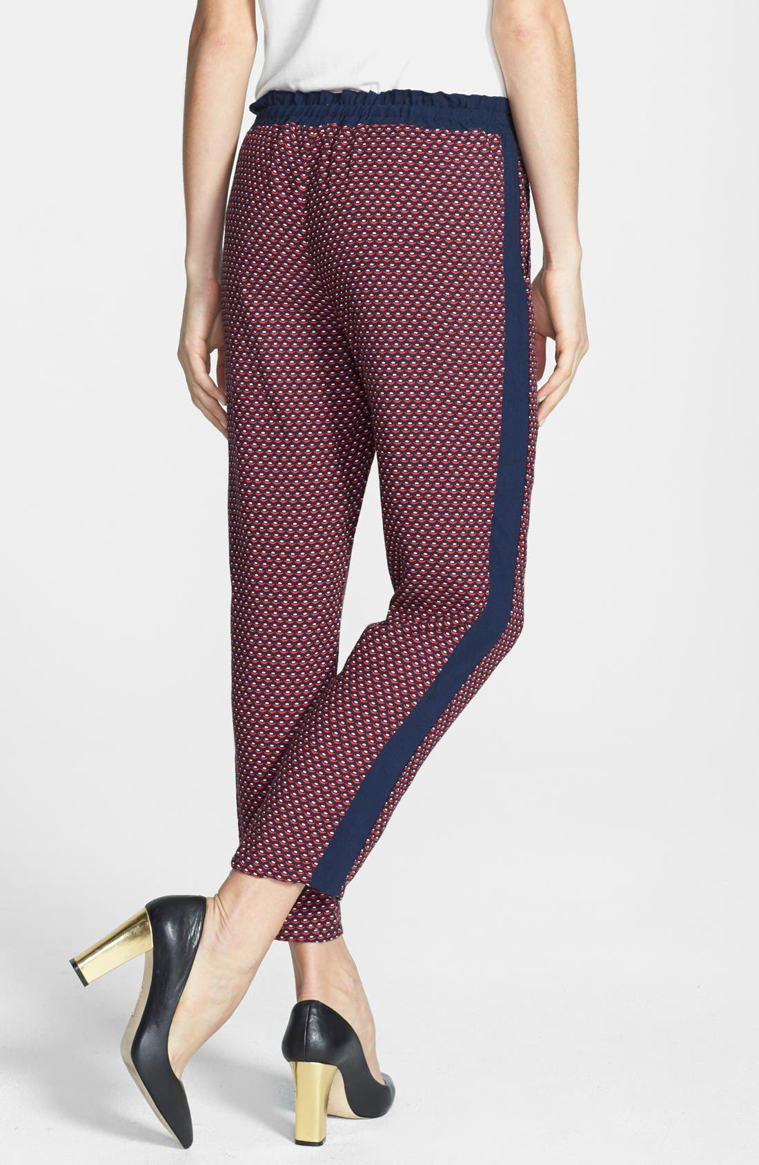 Alternate Image 2  - Splendid Ditsy Geo Print Track Pants