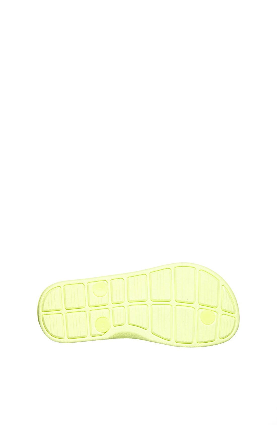 Alternate Image 4  - Nike Solarsoft Thong Sandal (Toddler, Little Kid & Big Kid)