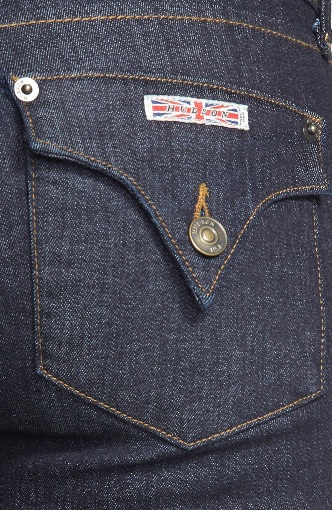 Alternate Image 3  - Hudson Jeans 'Collin' Skinny Jeans (Foley)