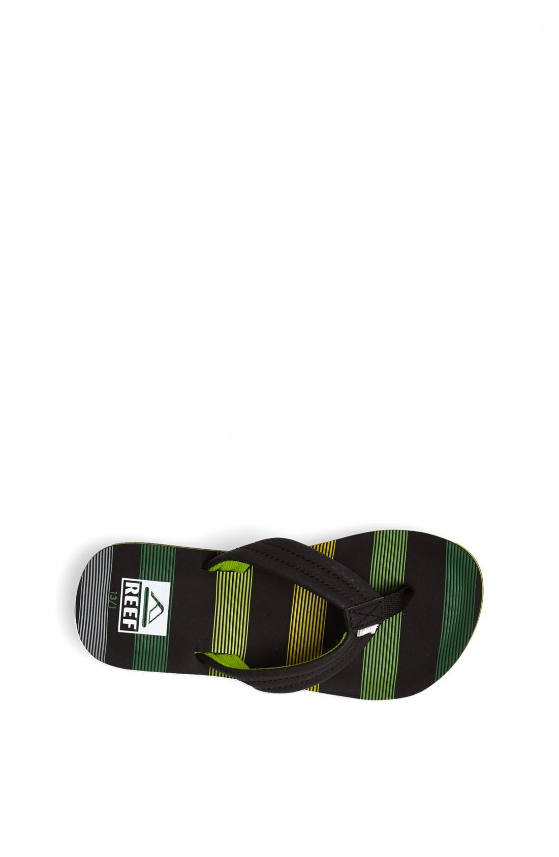 Alternate Image 3  - Reef 'Ahi' Sandal (Baby, Walker, Toddler, Little Kid & Big Kid)
