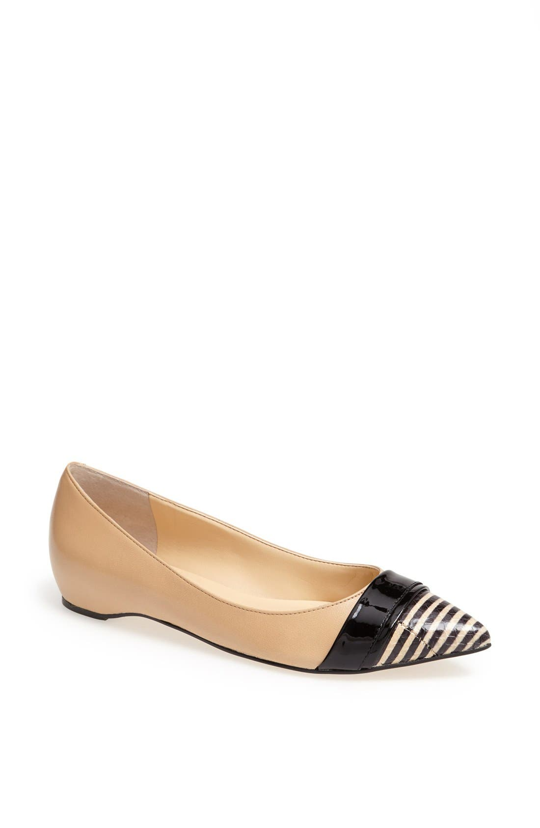 Alternate Image 1 Selected - Ivanka Trump 'Carmen' Flat