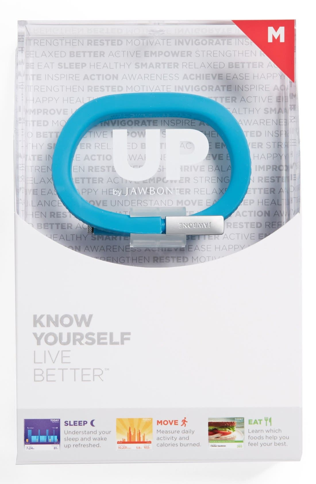Alternate Image 3  - Jawbone 'UP®' Fitness Wristband