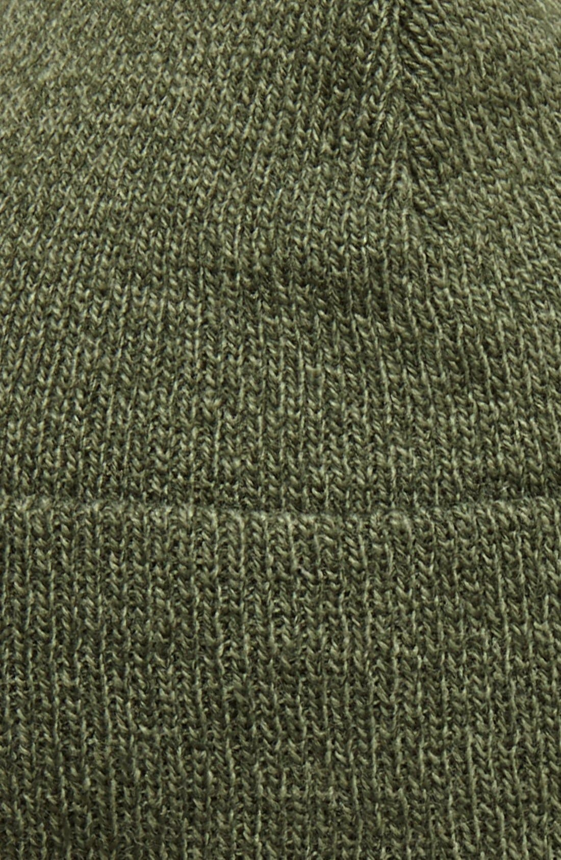 Alternate Image 2  - Topman Knit Beanie