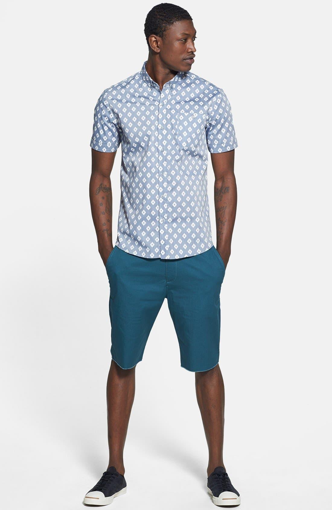 Alternate Image 4  - Volcom 'Stonewater' Shorts
