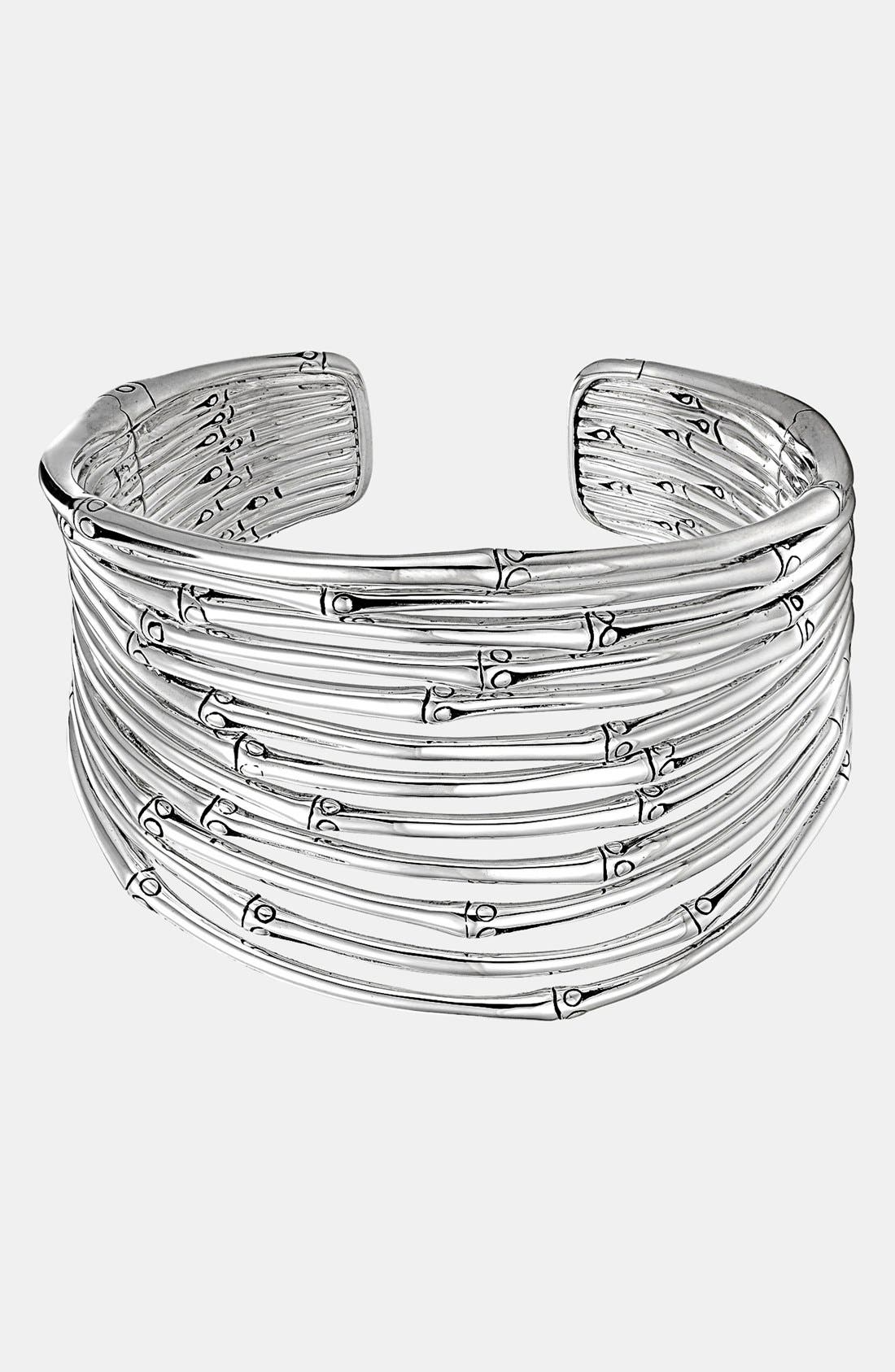 Alternate Image 1 Selected - John Hardy 'Bamboo' Wide Cuff