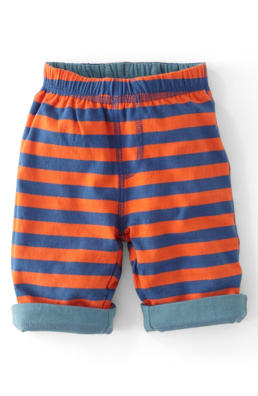 Alternate Image 2  - Mini Boden Reversible Pants (Baby Boys)