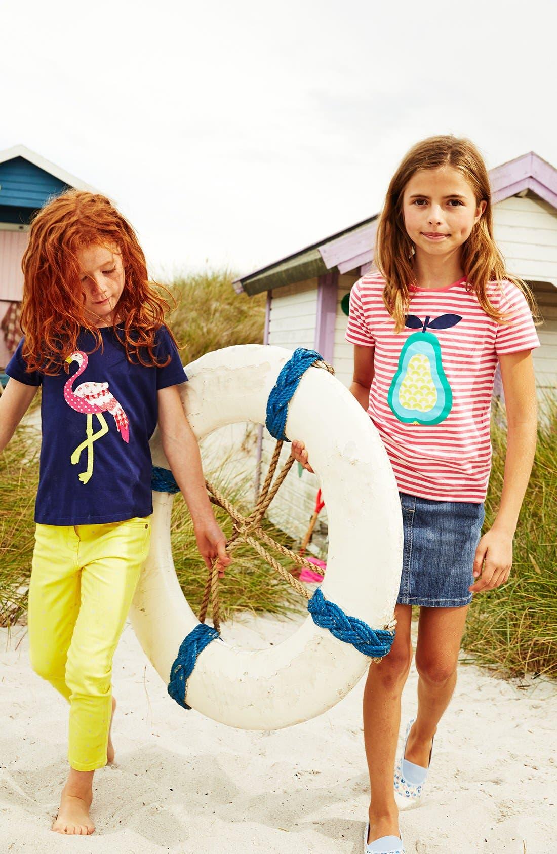 Alternate Image 3  - Mini Boden 'Retro' Print Tee (Toddler Girls, Little Girls & Big Girls)(Online Only)