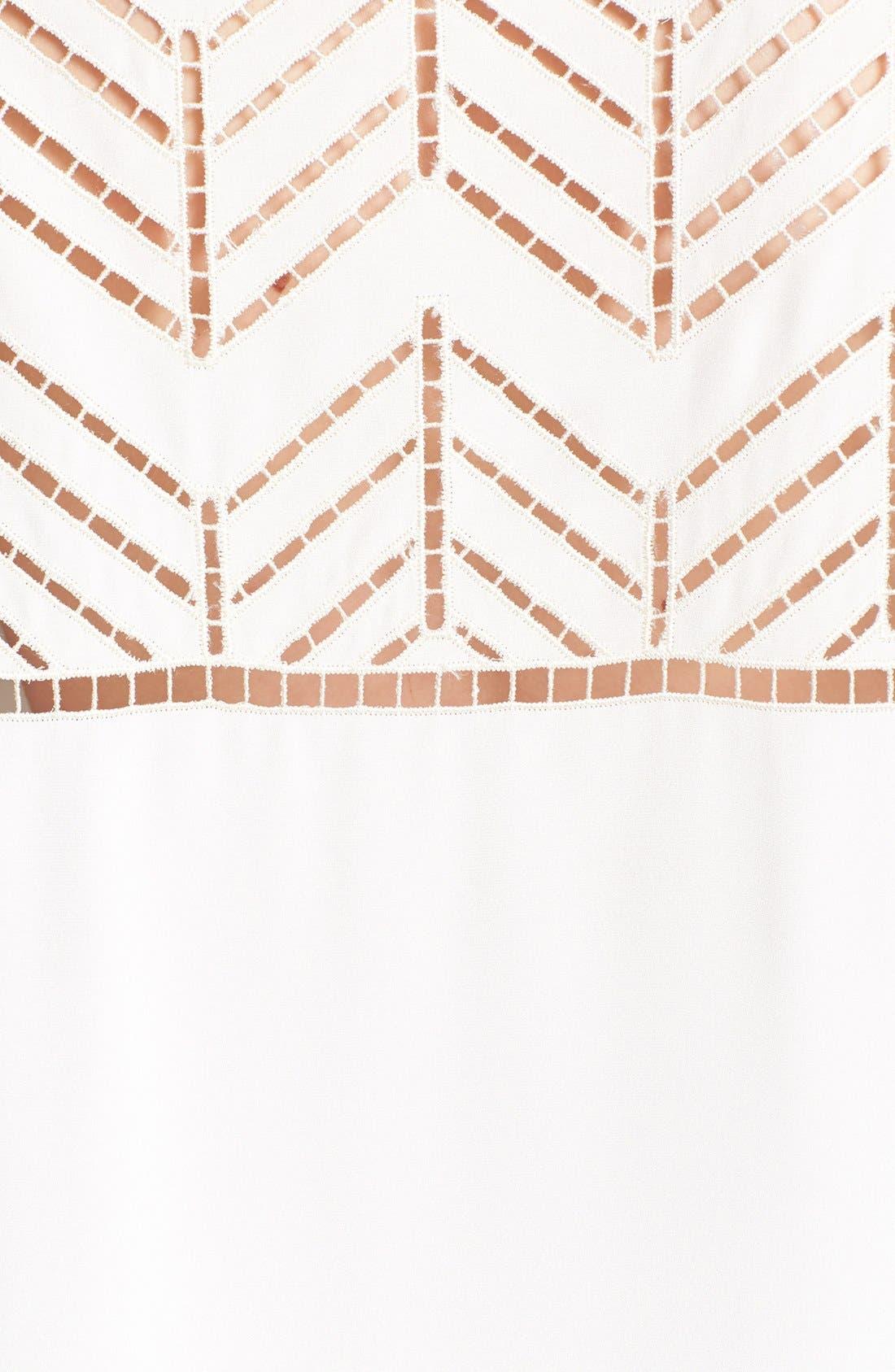 Alternate Image 3  - Rebecca Minkoff 'Lorelei' Silk Shift Dress