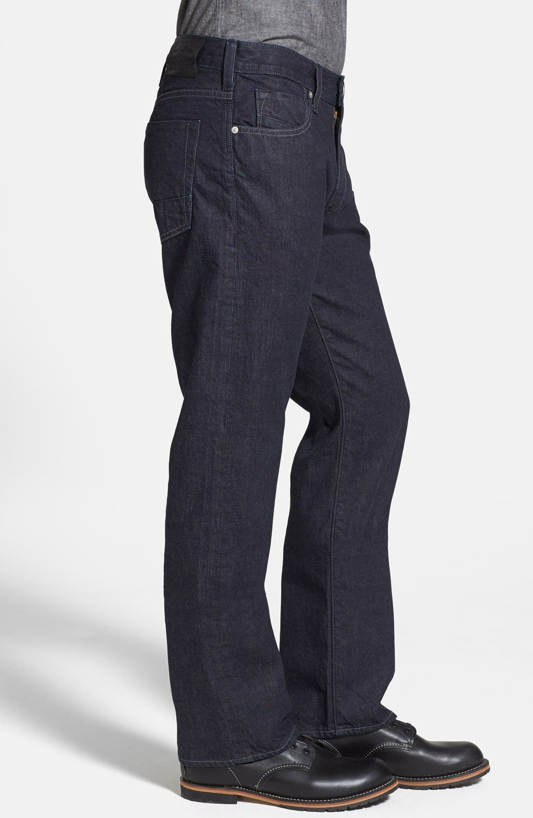 Alternate Image 3  - Shade 55 '1978' Relaxed Straight Leg Jeans (Seattle)