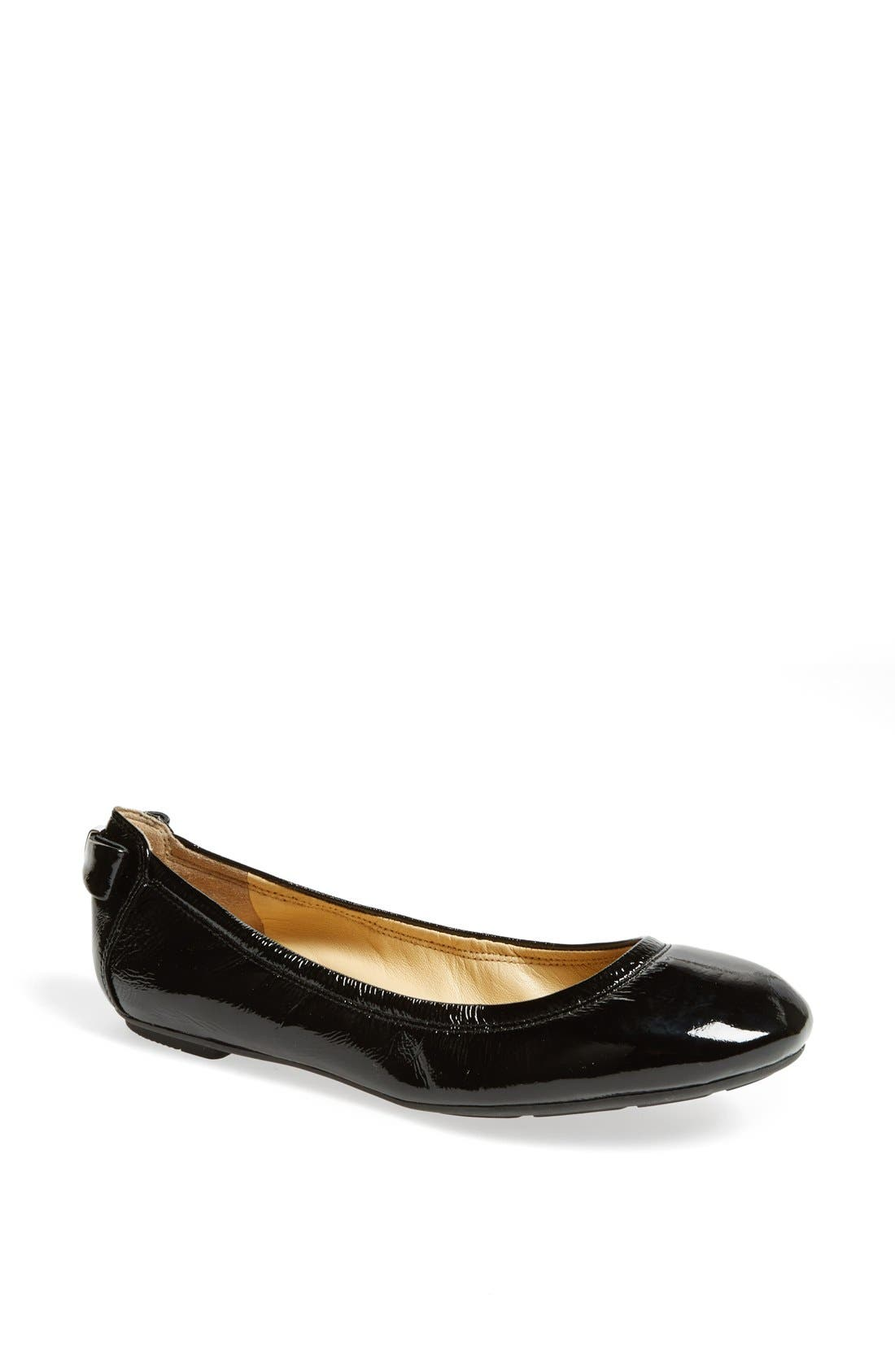 Alternate Image 1 Selected - Cole Haan 'Manhattan' Waterproof Ballet Flat