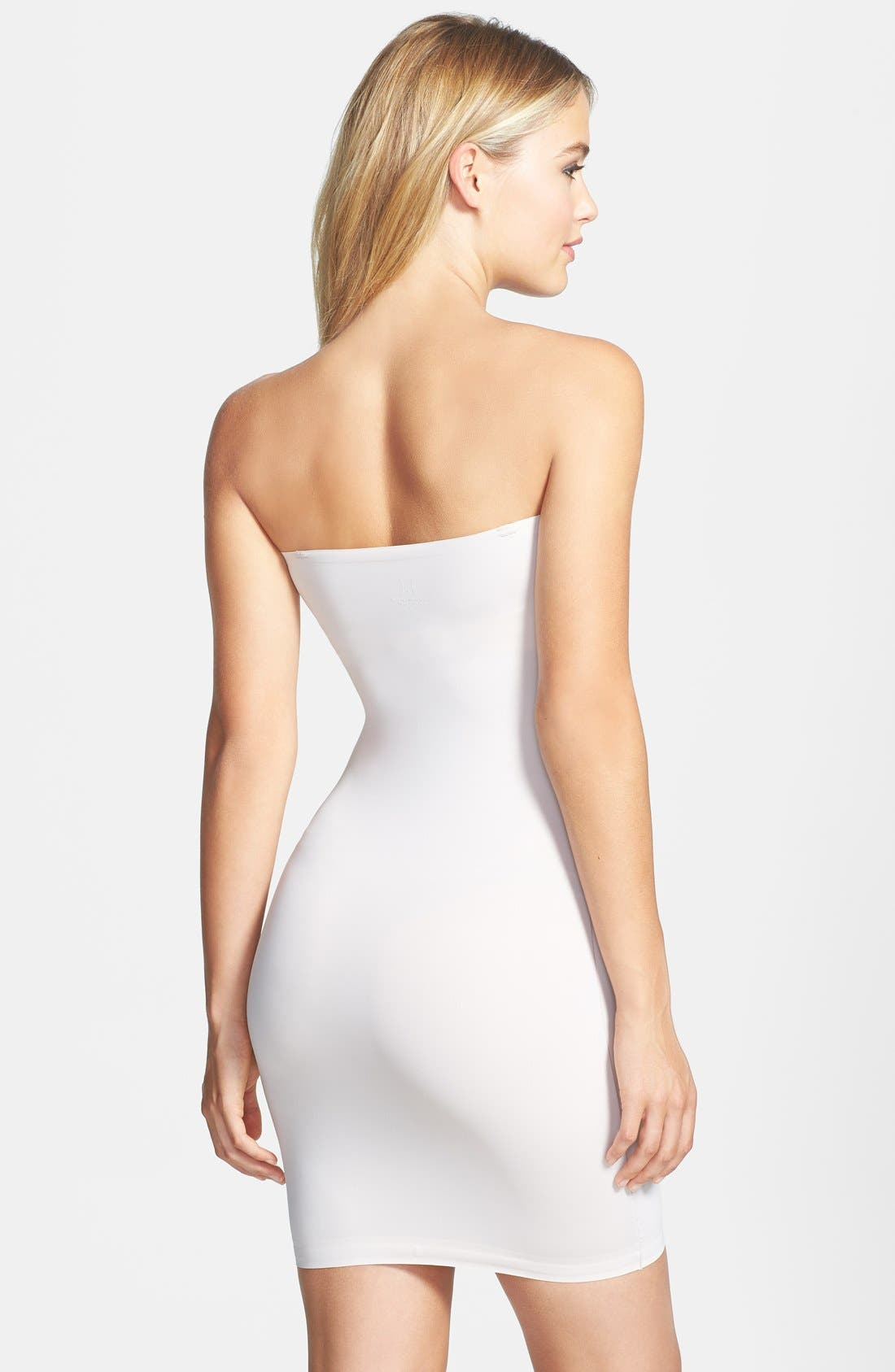 Alternate Image 3  - Yummie 'Kelley' Convertible Strapless Smoother Slip