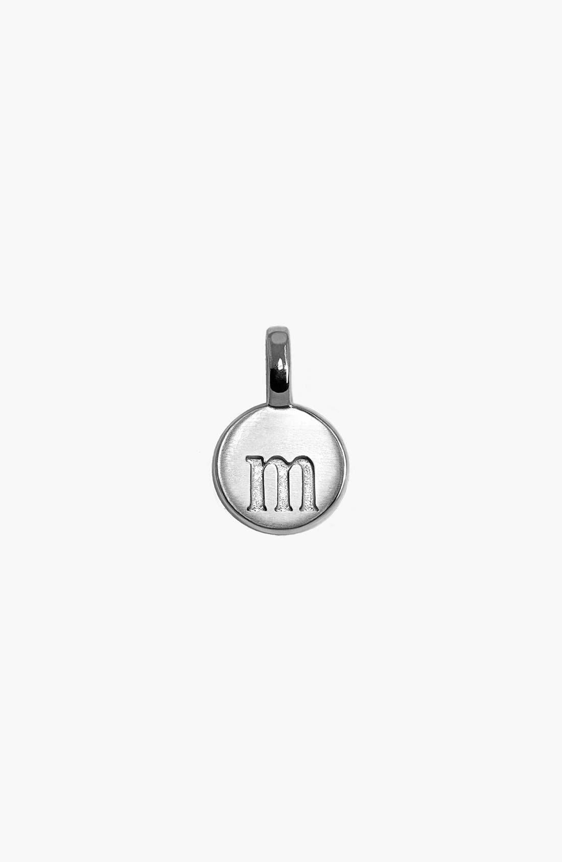 Main Image - Alex Woo 'Mini Addition' Initial Pendant