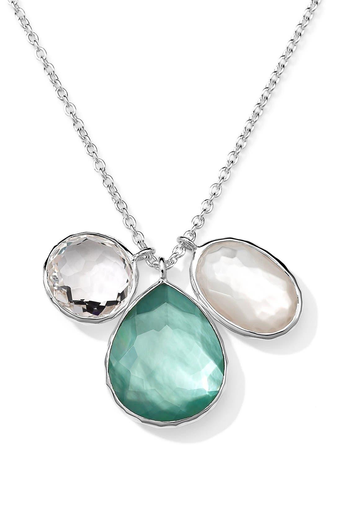 Alternate Image 1 Selected - Ippolita 'Wonderland' Cluster Pendant Necklace