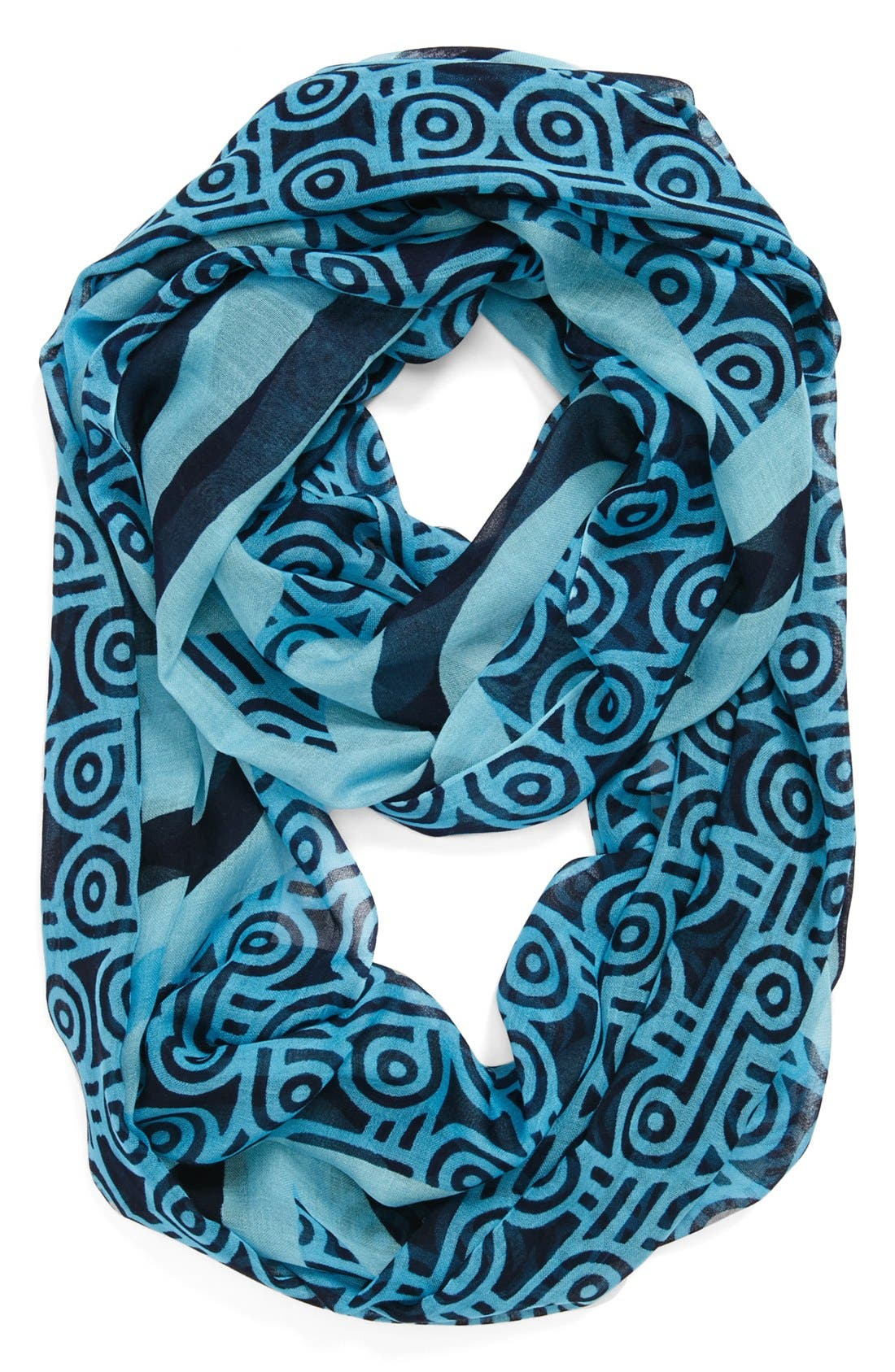 Alternate Image 1 Selected - Jonathan Adler Woven Infinity Scarf