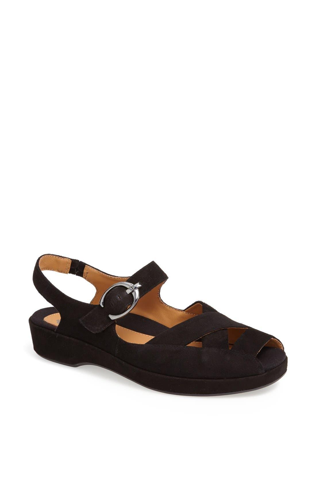 Alternate Image 1 Selected - Earthies® 'Malina' Sandal