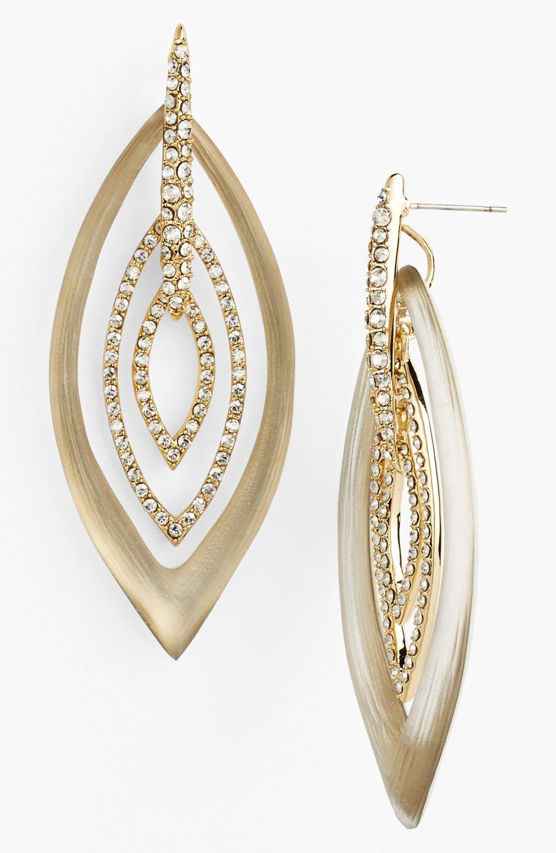 Main Image - Alexis Bittar 'Lucite® - Jardin Mystère' Drop Earrings