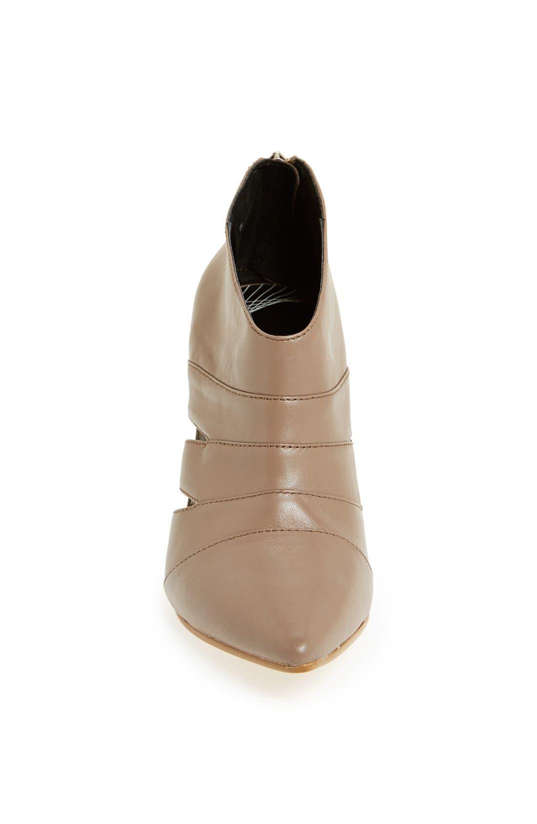 Alternate Image 3  - Trouvé 'Tilly' Pointy Toe Bootie