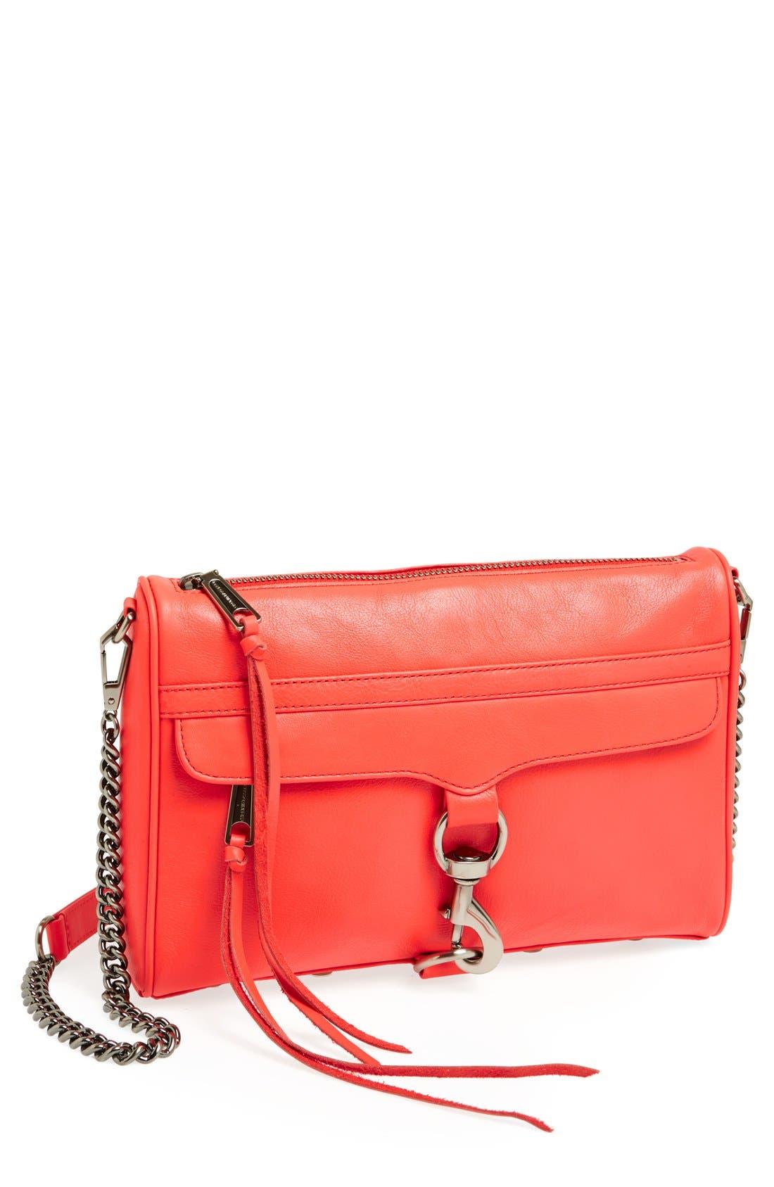 Main Image - Rebecca Minkoff 'MAC Clutch' Crossbody Bag