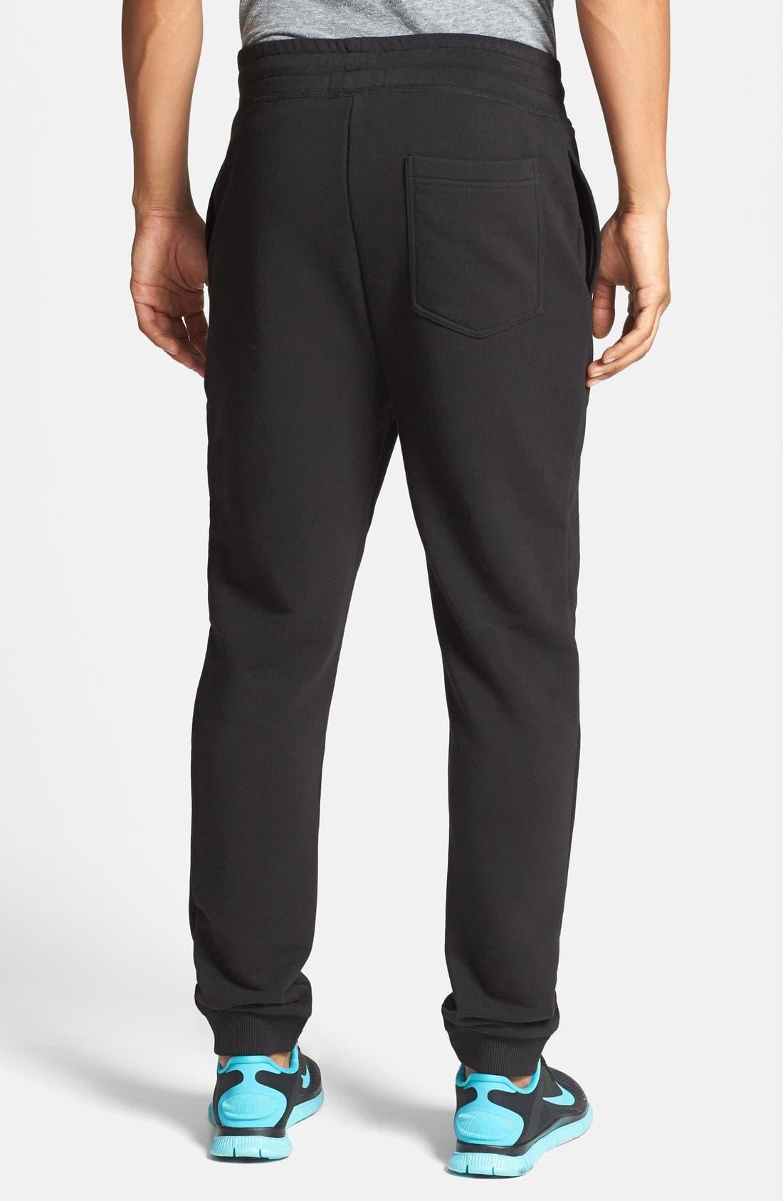 Alternate Image 2  - Topman Jogger Sweatpants