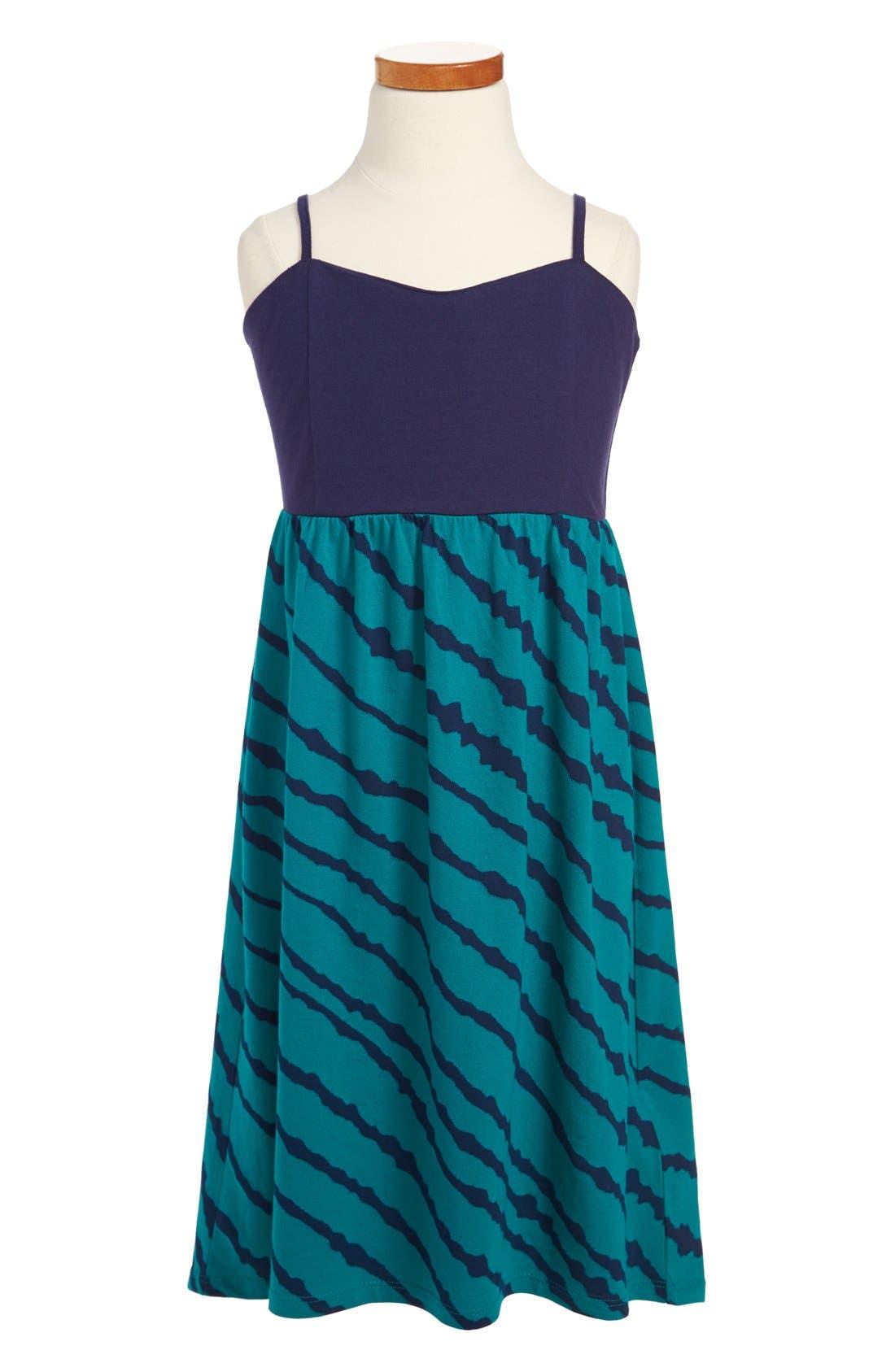 Main Image - Roxy 'Willoughby' Maxi Dress (Big Girls)
