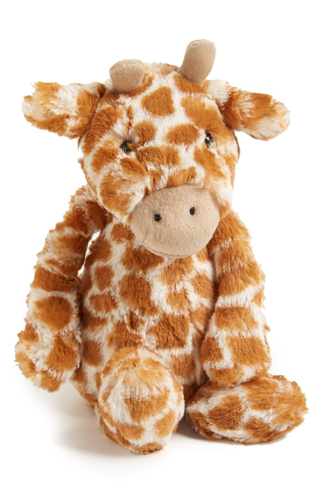 Main Image - Jellycat Bashful Giraffe Stuffed Animal