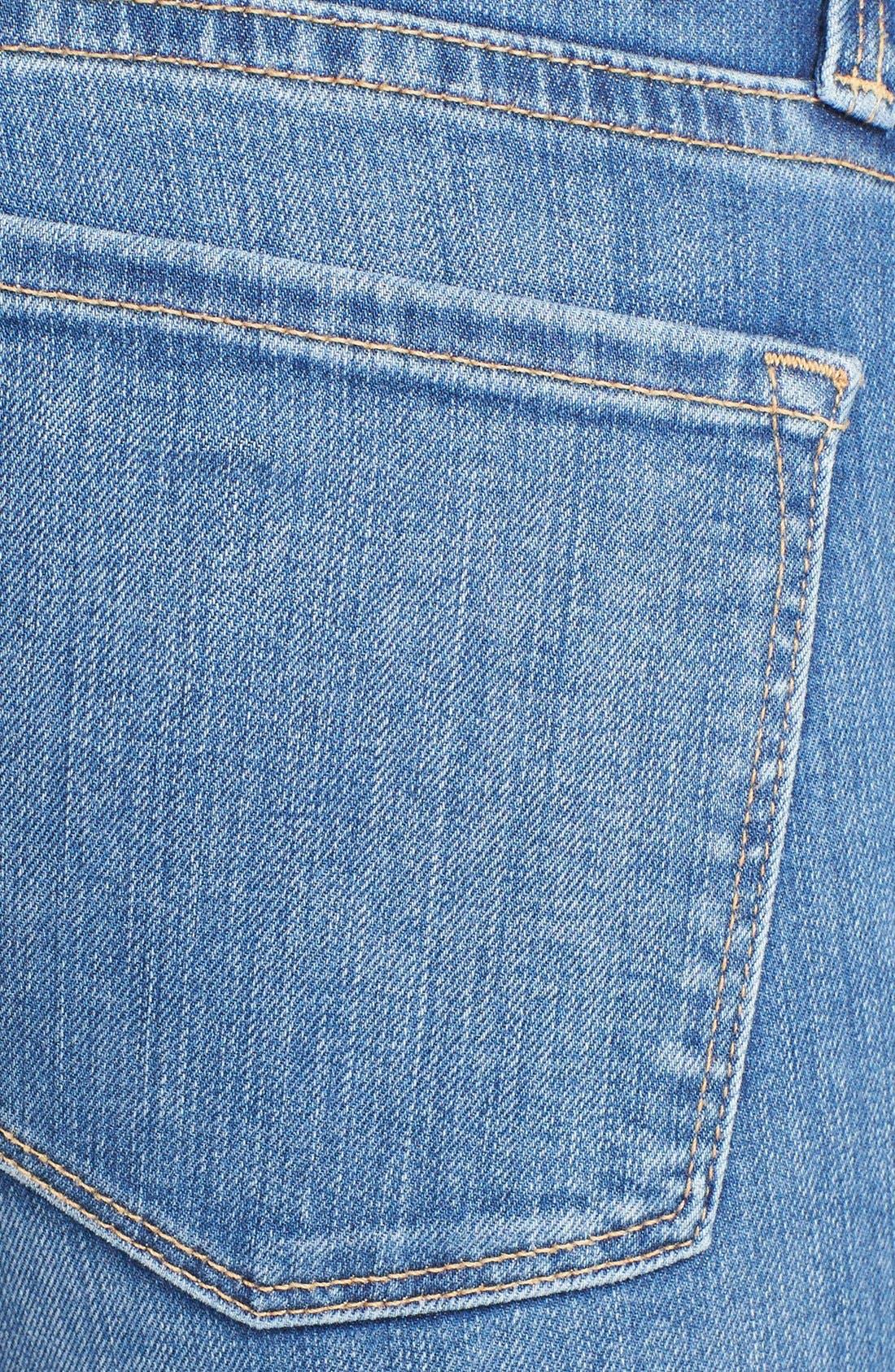 Alternate Image 3  - Frame Denim 'Le Skinny de Jeanne' Jeans (Abbot Kinney)