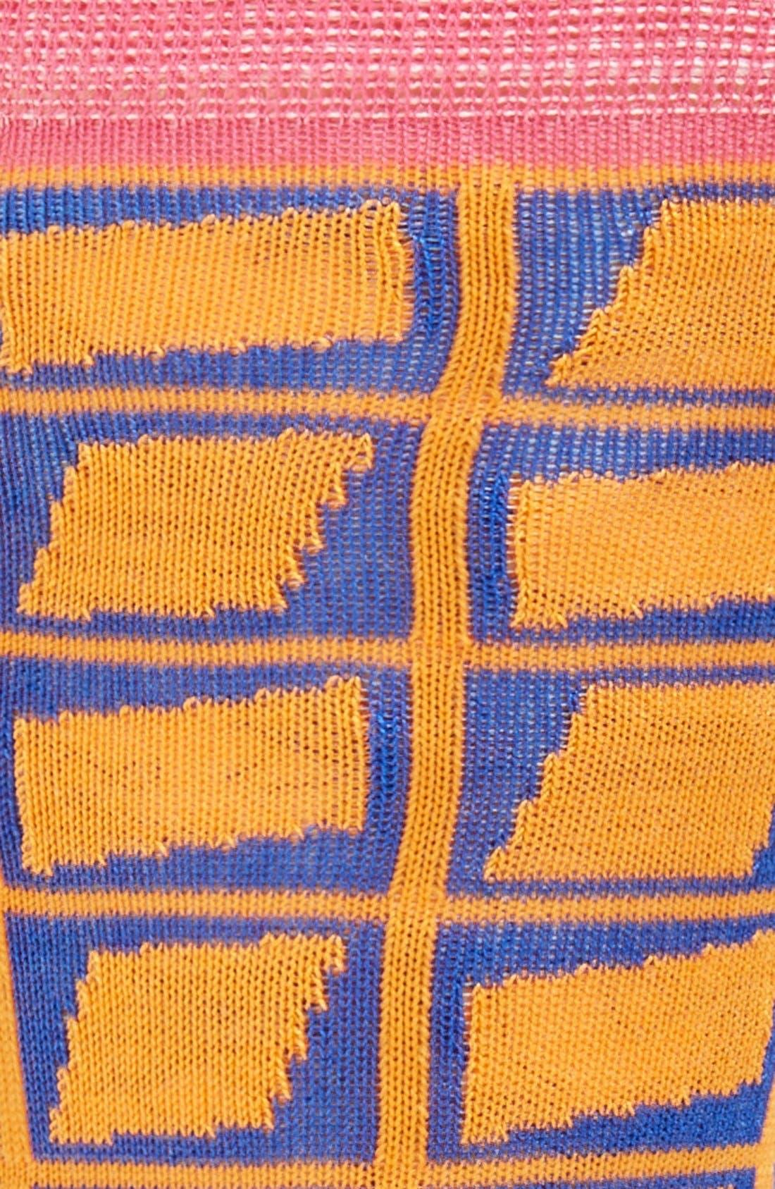 Alternate Image 2  - Etro Grid Socks