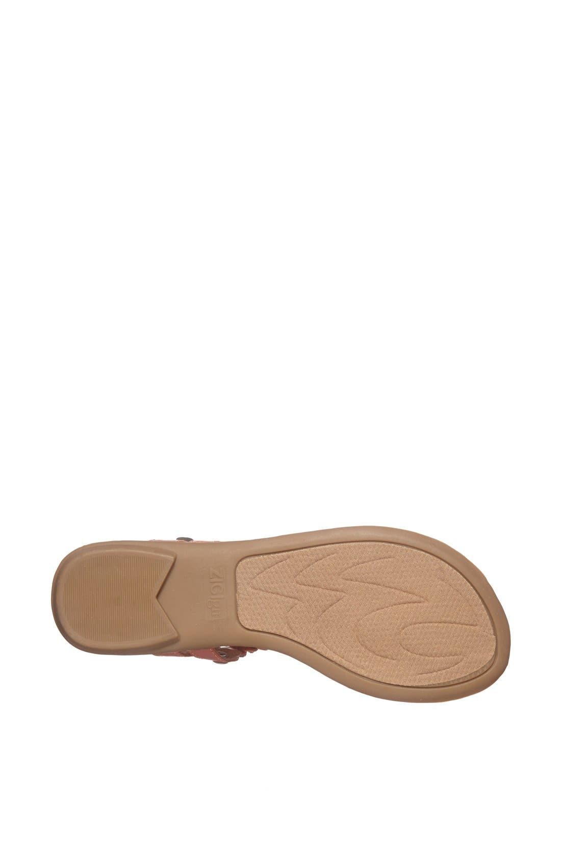 Alternate Image 4  - ZiGi girl 'Articulate' Sandal