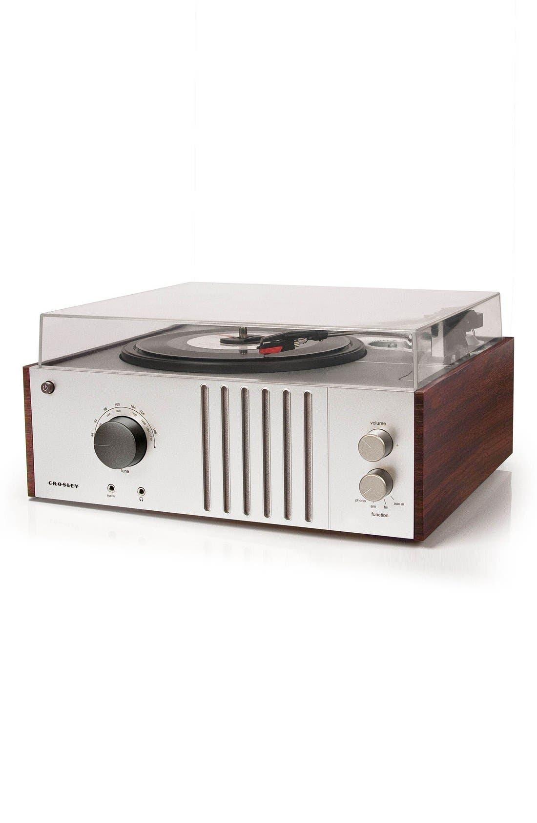 Alternate Image 3  - Crosley Radio 'Player' Turntable