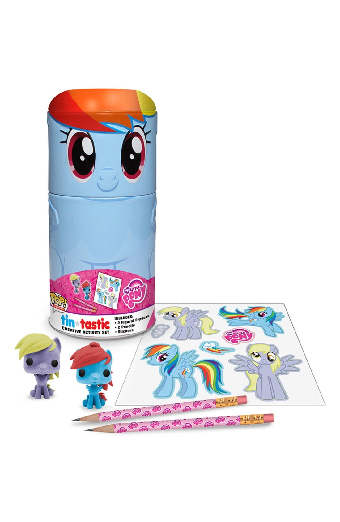 Main Image - Tin-Tastic 'My Little Pony® - Rainbow Dash®' Creative Activity Set