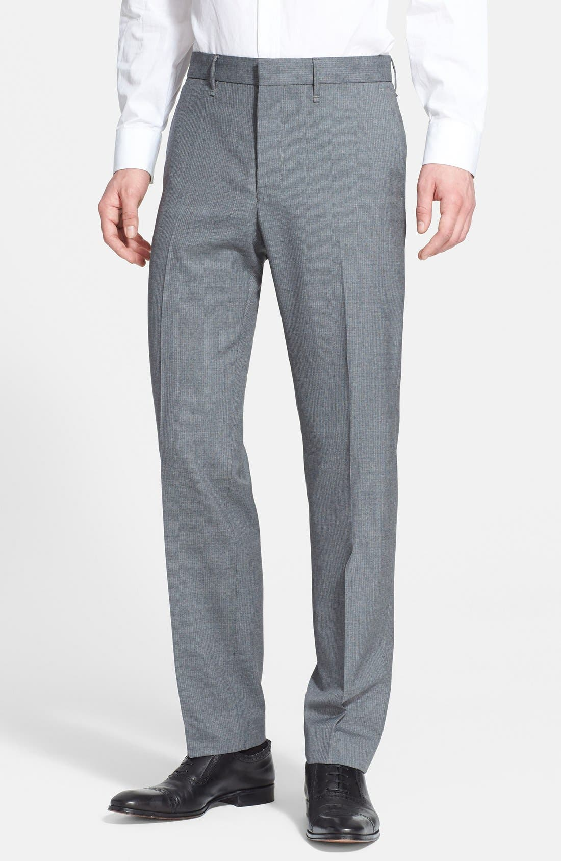 Alternate Image 3  - rag & bone Pinstripe Wool Suit