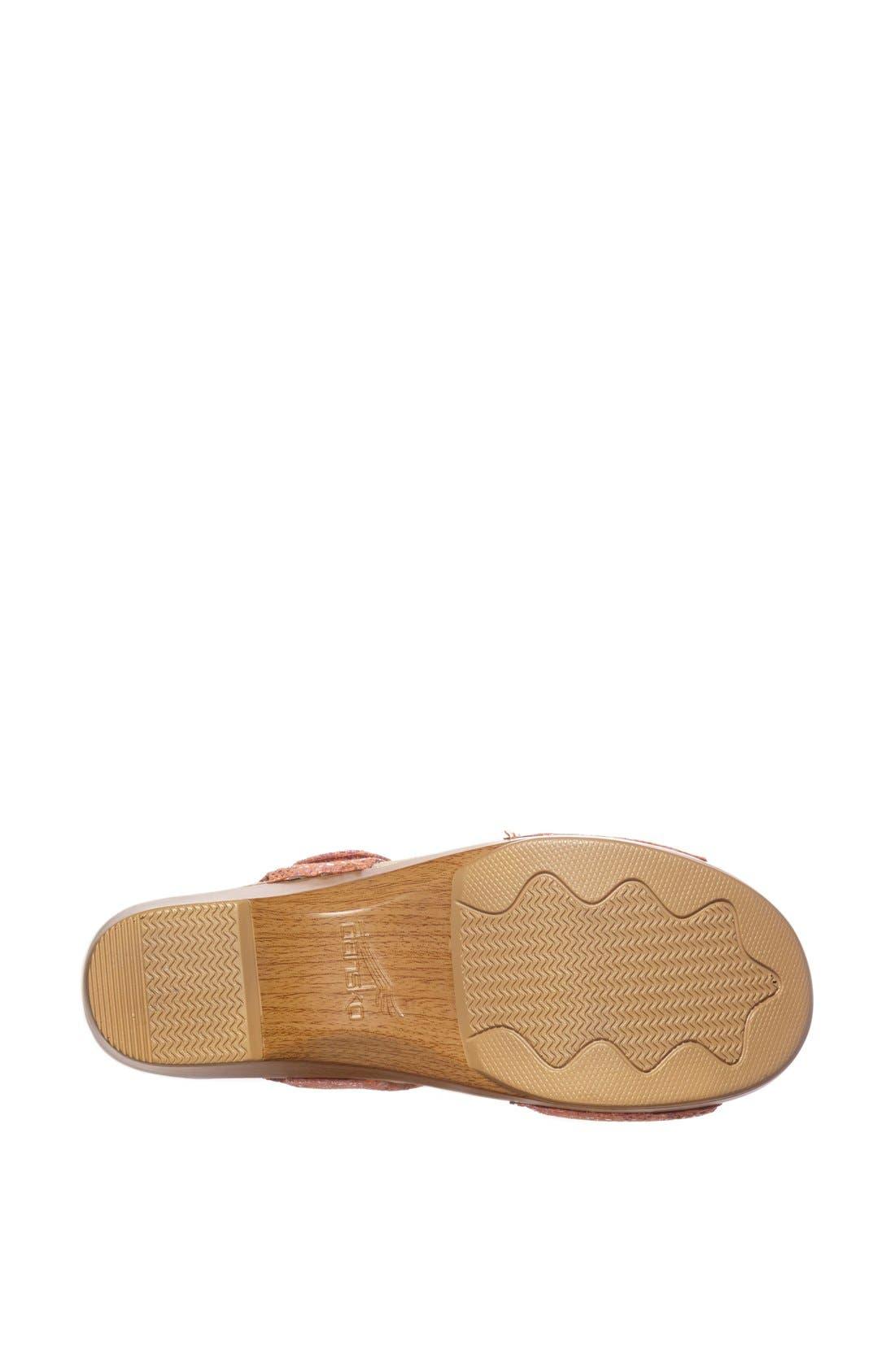 Alternate Image 4  - Dansko 'Sonnet' Sandal