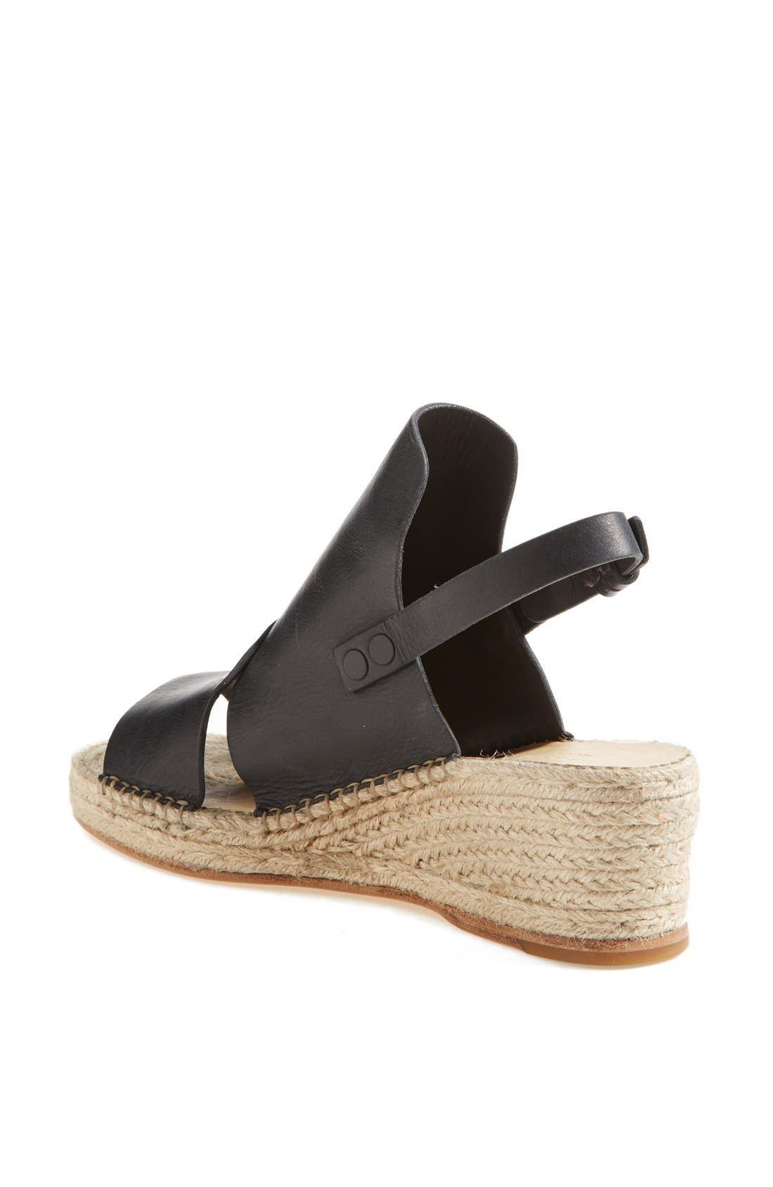 Alternate Image 2  - rag & bone 'Sayre II' Espadrille Wedge Sandal