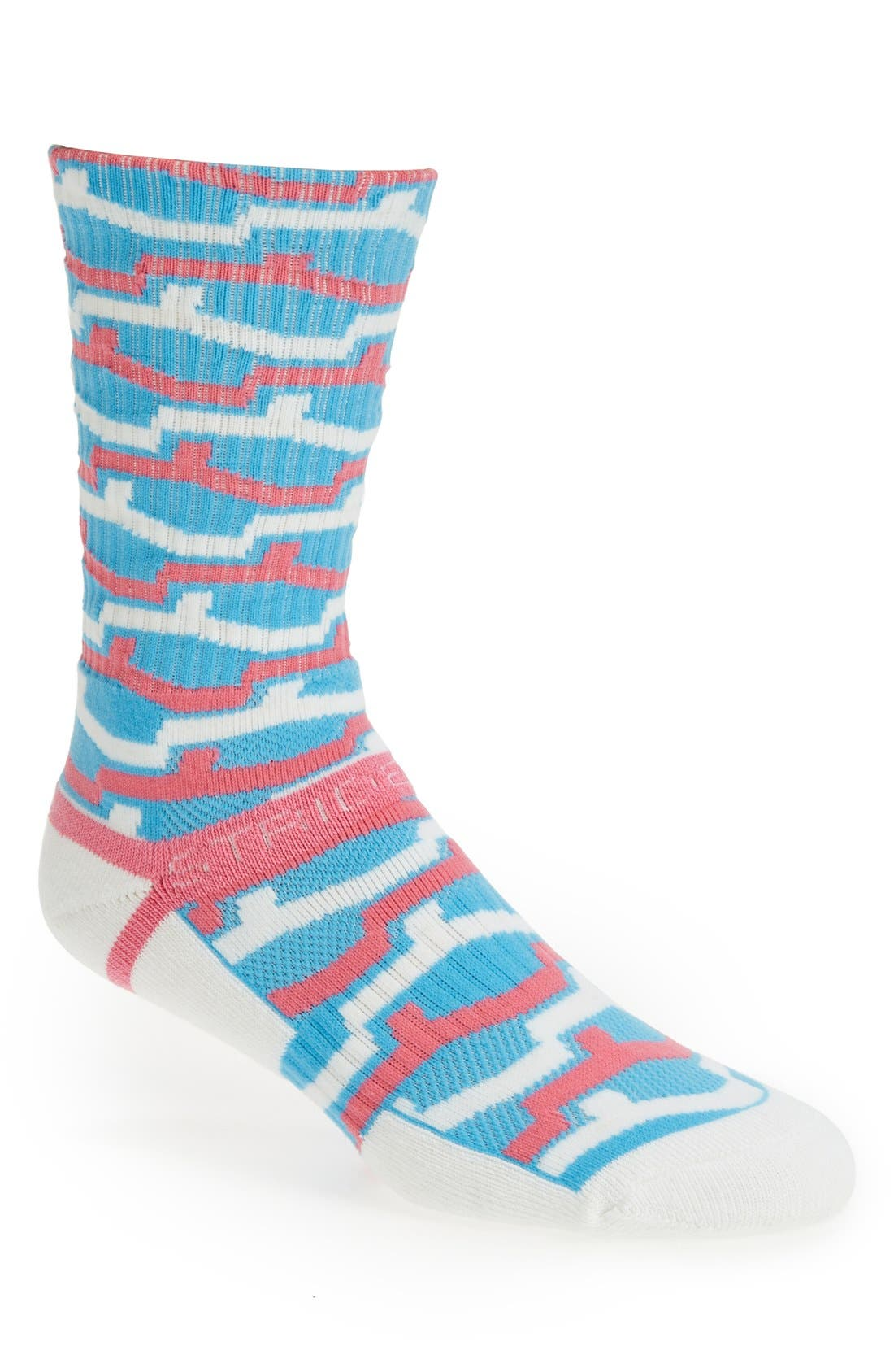 Alternate Image 1 Selected - STRIDELINE 'S Series - Hex' Socks