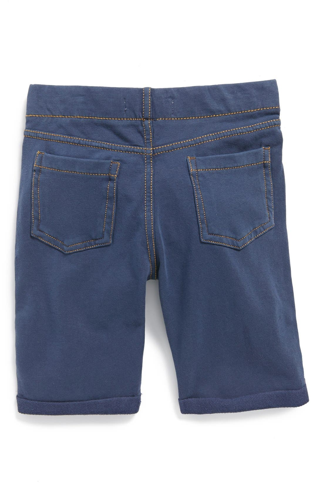 Alternate Image 1 Selected - Tucker + Tate 'Jenna' Jegging Shorts (Toddler Girls)