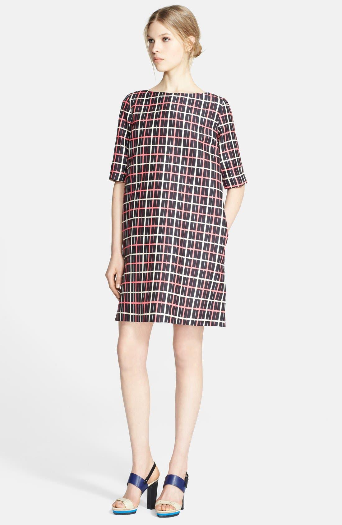 Alternate Image 1 Selected - Marni Print Shift Dress