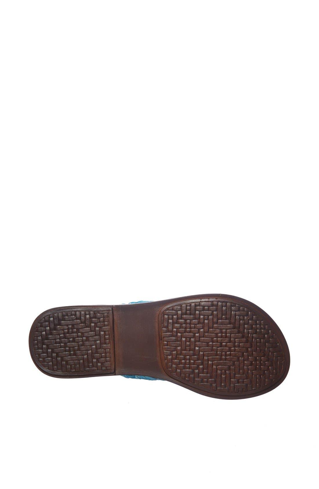 Alternate Image 4  - Sbicca 'Abalone' Flip Flop