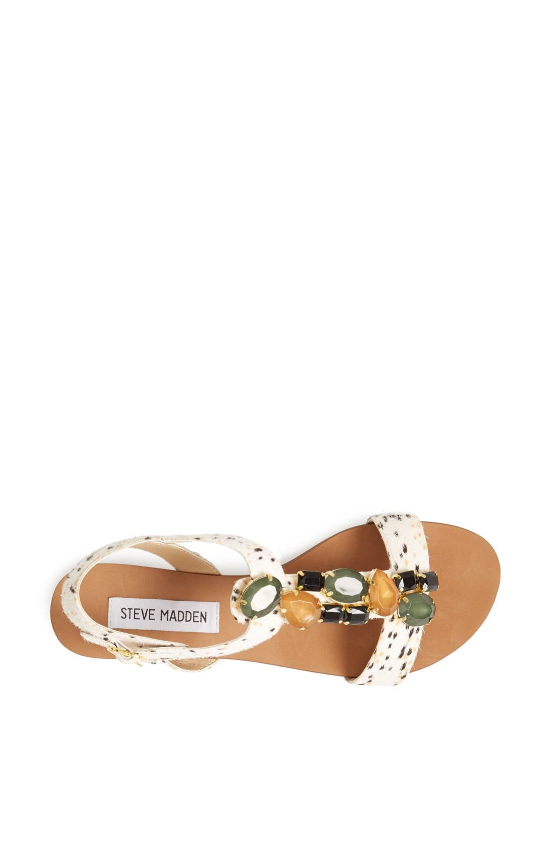 Alternate Image 3  - Steve Madden 'Habtat-S' Calf Hair Sandal