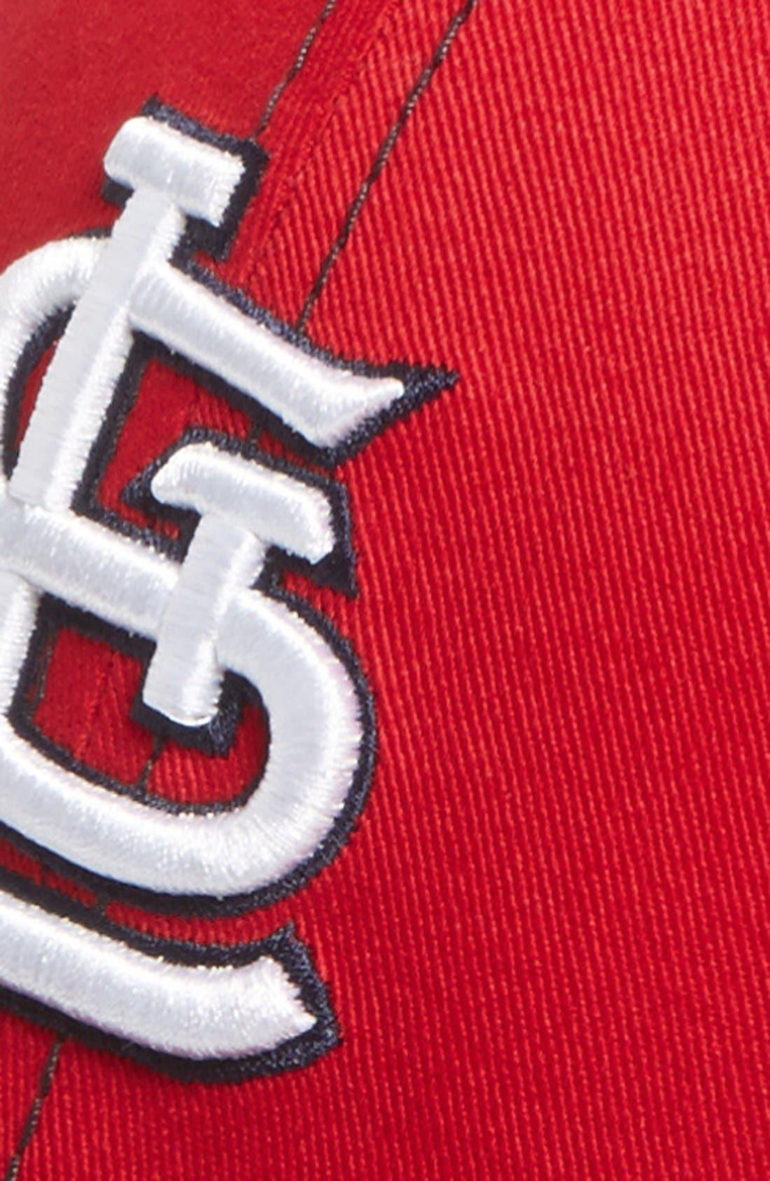 Alternate Image 3  - New Era Cap '2Tone Neo - St. Louis Cardinals' Baseball Cap
