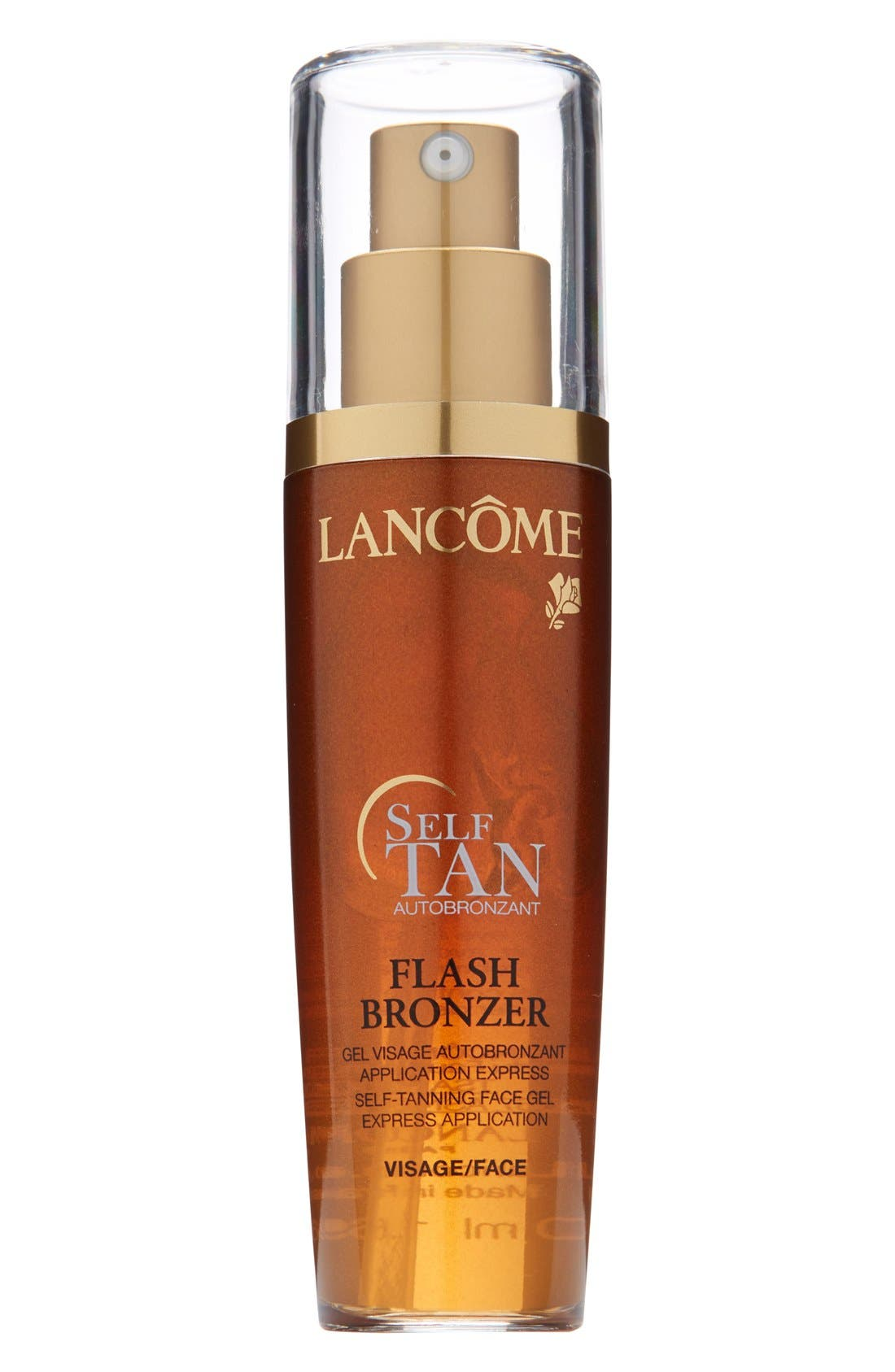 Lancôme Flash Bronzer Self-Tanning Gel Bronzer