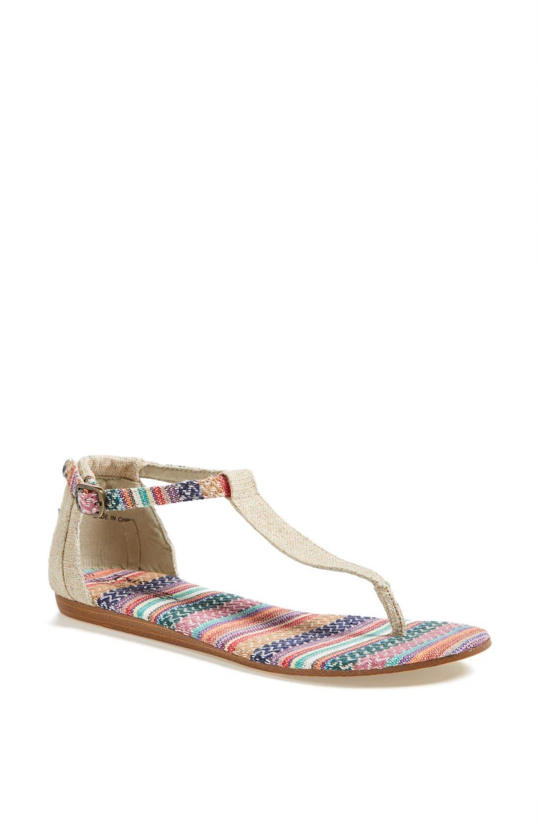 Main Image - TOMS 'Playa' Thong Sandal (Women)